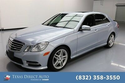 2013 Mercedes-Benz E-Class E 350 Luxury 4dr Sedan Texas Direct Auto 2013 E 350 Luxury 4dr Sedan Used 3.5L V6 24V Automatic RWD