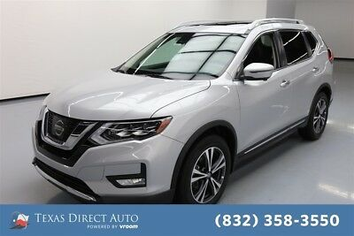 2017 Nissan Rogue SL Texas Direct Auto 2017 SL Used 2.5L I4 16V Automatic FWD SUV Moonroof Bose
