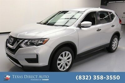2017 Nissan Rogue S Texas Direct Auto 2017 S Used 2.5L I4 16V Automatic FWD SUV