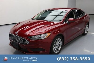 2017 Ford Fusion SE Texas Direct Auto 2017 SE Used Turbo 1.5L I4 16V Automatic FWD Sedan