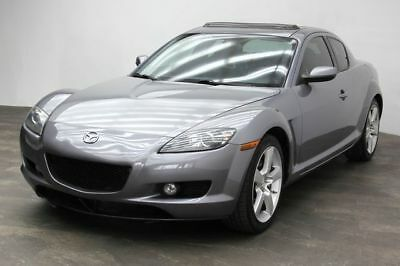 2004 RX-8 Coupe 4D 2004 Mazda RX-8