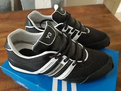 Authentic Adidas Y3 Trainers UK 11