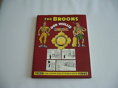 The Broons and Oor Wullie - 1939-1945 The Lighter Side of World War II -Yr 1997