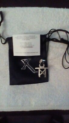 NEW Xena Warrior Princess Ares Pendant in Original Jewelry Pouch