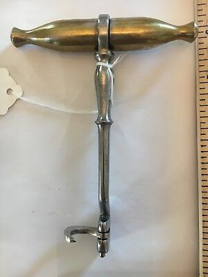 Rare Antique Dental Instrument Tooth Key Extractor ,6