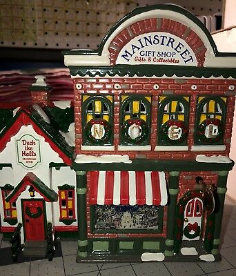 Dept 56 Snow Village Mainstreet Gift Shop