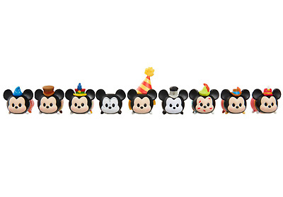 Disney Tsum Tsum Vinyl Mickey Through The Years Exclusive Pick Your Favorites!