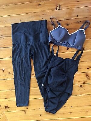 Maternity Activewear Bundle - Size 10