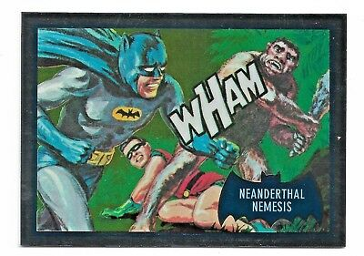 2016 Cryptozoic DC Justice League Batman Classic TV series Cryptomium Card DC7-9