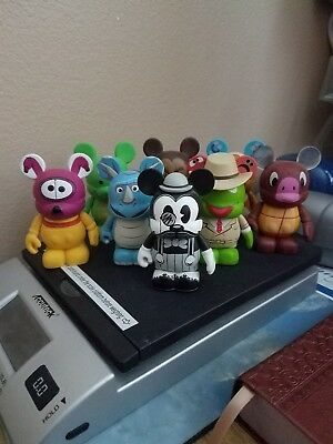 "Disney Vinylmation 3"" Mixed Lot #  4"