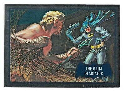 2018 Cryptozoic DC Batman Classic TV Series Blue Bats Reissue Cryptomium DC9-2