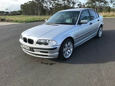 Bmw E46 Automatic  114500 KMS