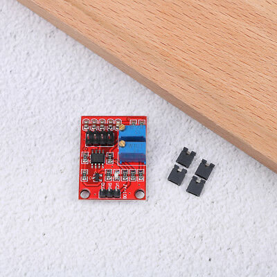 NE555 pulse module LM358 duty cycle frequency adjustable module square wave ST
