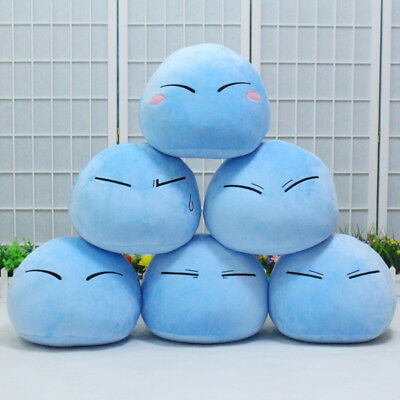 That Time I Got Reincarnated as a Slime Rimuru Cosplay Prop Sofa Hold Pillow Toy