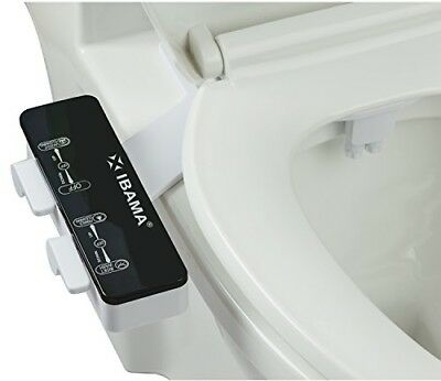 Stupendous Ibama Non Electric Bidet Toilet Seats No Electricity Caraccident5 Cool Chair Designs And Ideas Caraccident5Info