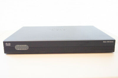 CISCO Router ISR4321-AX with 100Mbps Upgrade, A/VDSL Card and Memory Upgrades