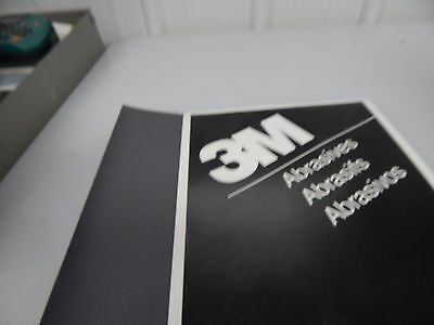 """3M ABRASIVES 413Q WETORDRY TRI-M-ITE 9""""X11"""" 50 SHEETS 80 and180 grit"""