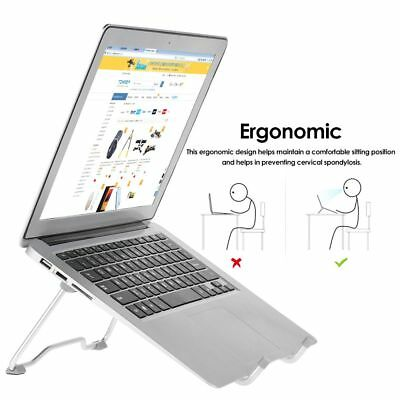 Laptop Stand Portable Desk Table Tray Bed Adjustable Notebook Foldable Computer