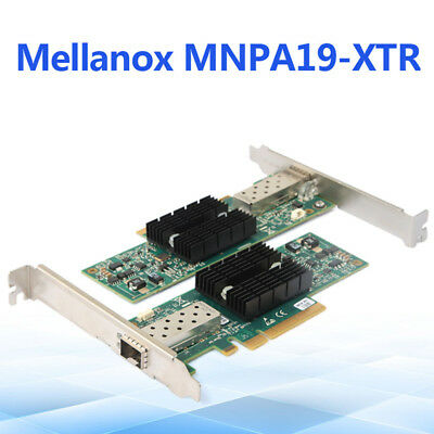 Mellanox MNPA19-XTR 10GB Network Kit Single-Port Ethernet Network Card 6717