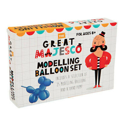 Modelling Balloon Set In A Box