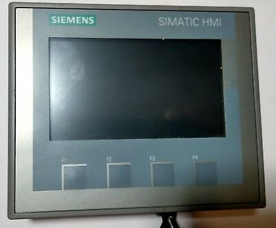 Siemens SIMATIC KTP400 BASIC PANEL 6AV2123-2DB03-0AX0
