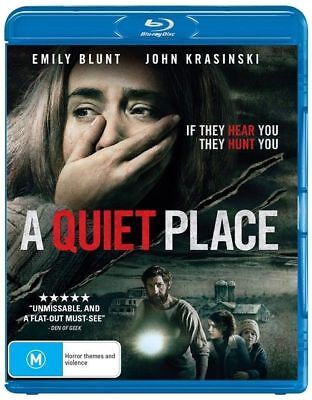 A Quiet Place (Blu-Ray) Brand New