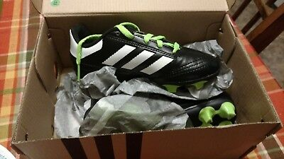52452475cc4 adidas BB0570 Performance Kids Goletto VI J Firm Ground Soccer Cleats