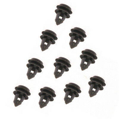 10* Car Door Trim Clips For VW Golf/R32/GTI/Rabbit MK5 2006-2009 1K6 837 200 A/B