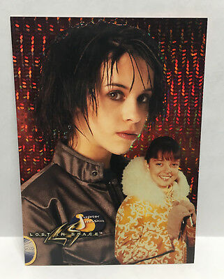 Lost in Space: The Movie Rare DF4 Penny Robinson Angela Cartwright Lacey Chabert