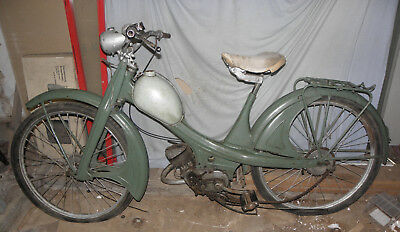 NSU Quickly Oldtimer-Moped -- Baujahr 1956
