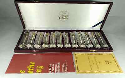 Heritage Collection Nickel Silver Tichborne Spoons Set