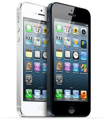 APPLE iPHONE 5 16GB / 32GB  - Unlocked Simfree Smartphone Mobile / BEST DEALS