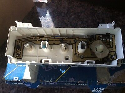 Genuine Peugeot 306 Heater Control Facia Printed Circuit 6451E3