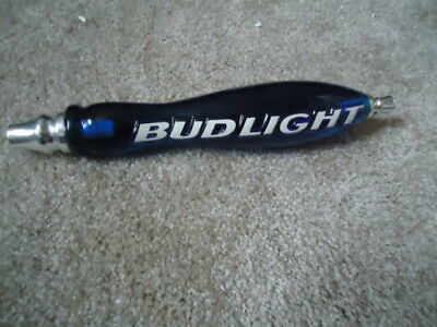 Tall Bud Light Beer Tap Handle Man Cave Huge Sale Read Description