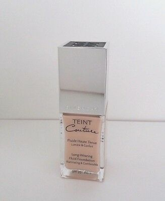 Givenchy - Teint Couture Fluide - N°3 Elegant Sand (25 ml)