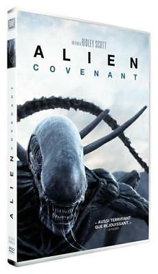 Dvd - Alien Covenant / Ridley Scott, Neuf