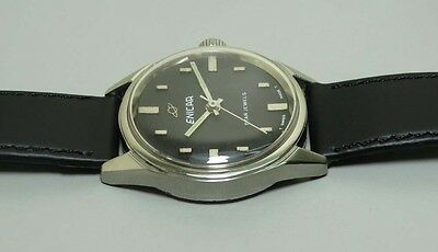 Superb Vintage Enicar Winding Swiss Made Mens Wrist Watch r637 Old Used Antique