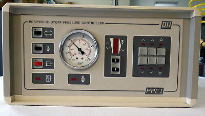 DH Instruments PPC1/RPM1 Pressure Controller/Reference Pressure Monitor 0-23psia