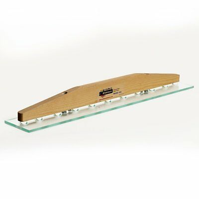 "24"" Inch Arctic Ice Quilters Slidelock Ruler Guide"