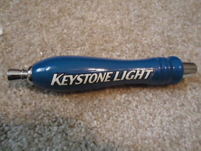 Keystone Light Mini  Beer Tap Handle Man Cave Huge Sale Read Description