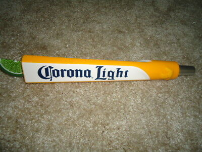 Corona Light Beer Tap Handle Man Cave Huge Sale Read Description Rare