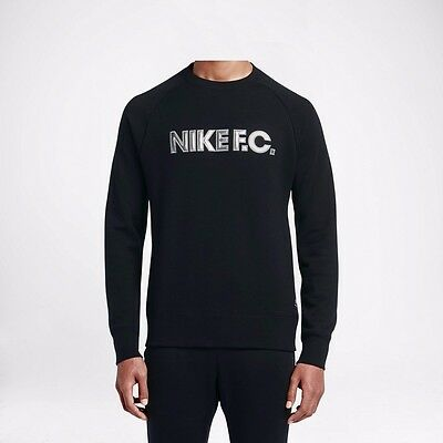 Nike Jordan 11 Space Jam Crew 855790-010 Men/'s Sweatshirt Black size S M L