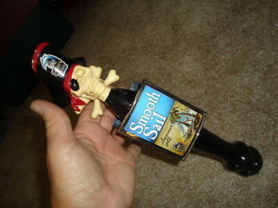 Heavy Seas Pirate Smoothsail Beer Tap Handle Man Cave Huge Sale Read Description