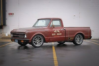 1967 Chevrolet C-10  1967 C10 Patina Hot Rod Truck - LSx Swapped!