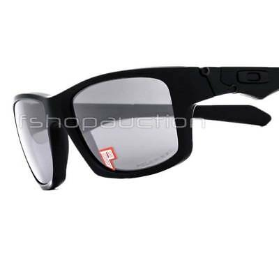 8224bc9480 Oakley OO 9135-09 POLARIZED JUPITER SQUARED Matte Black Iridium Sunglasses .