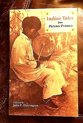 New Book: Indian Tales From Picuris Pueblo - Native American
