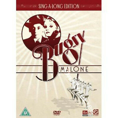Bugsy Malone NEW PAL Arthouse Classic DVD Alan Parker Jodie Foster Scott Baio