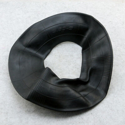 3.50-6 (4.0/3.5-6) Inner Tube With Curved Valve Stem Lawn Equipment