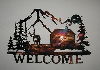 PLASMA CUT DXF FILE LASER CUT HOUSE CHRISTMAS FATHERS DAY GIFT METAL ART WELDING
