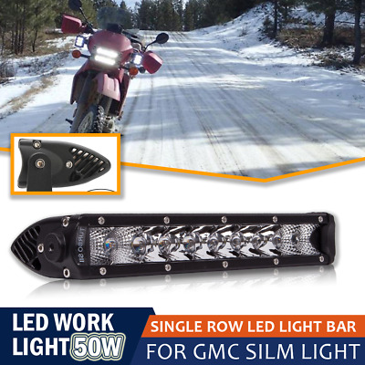 "10""Inch 50W LED Lights Bar Combo Spot/Flood Beam LED OffRoad led Light For Dodge"